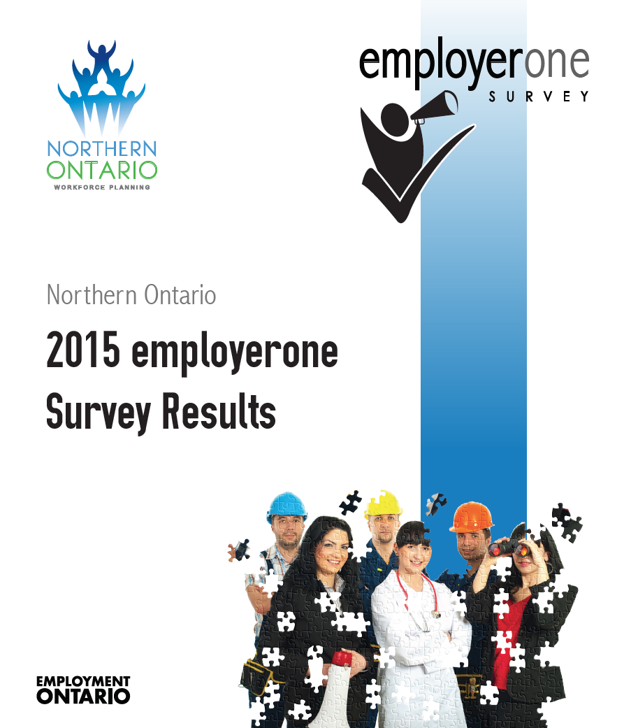 Northern Ontario employerone Survey Results 2015