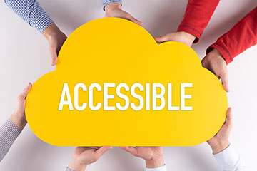 Accessible Persons with Disabilities