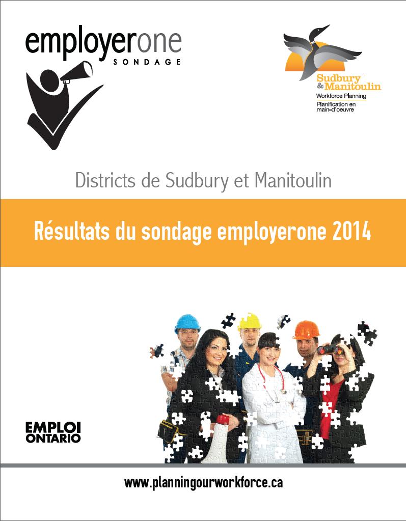 Résultats du sondage employerone 2014