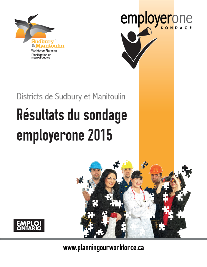 Résultats du sondage employerone 2015